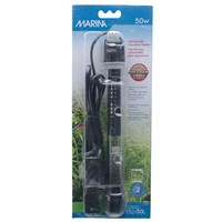 Marina Submersible Pre-Set Aquarium Heater - 50 W