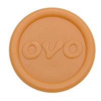 Habitrail OVO front button, orange