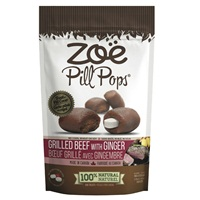 Zoe Pill Pops - Grilled Beef with Ginger - 150 g (5.3 oz)
