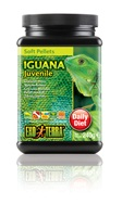 Exo Terra Iguana Soft Pellets Juvenile 8.4oz / 240g