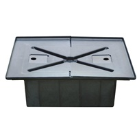 Reservoir for decorative water features 30L (8 US gal)