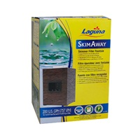 Laguna SkimAway Skimmer Filter Fountain,  for ponds up to 1890 L (500 U.S. gallons)