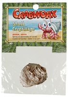 Crabworx Shell, medium, 1 piece