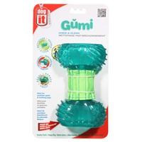 Dogit Design Gumi Dental Dog Toy-Chew & Clean, Large