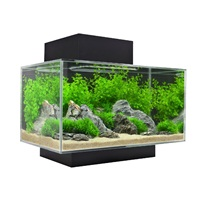 Fluval Edge 23L (6 US gal) Aquarium Set - Black
