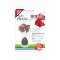Marina Betta Buddy Fish Toy - Red