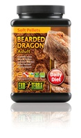 Exo Terra Bearded Dragon Soft Pellets - Adult, 19oz, 540g