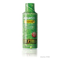 Exo Terra Aquatize Terrarium Water Conditioner - 120 ml