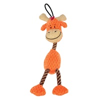 Zeus Mojo Naturals Big Belly Pals - Giraffe & Ostrich - Assorted - 19 cm (7.5 in)