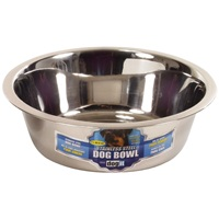Dogit Stainless Steel Dog Bowl, Extra Large, 2L (67.6 fl oz)