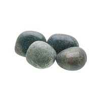 Fluval Pebbles, Polished Blood Fancy Stones, 40-50 mm, 700 g (1.54 lb)