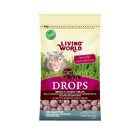 Living World Hamster Treat Field Berry,75 g (2.6 oz)