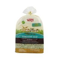 Living World Timothy Hay - Extra Large - 1.36 kg (3 lb)
