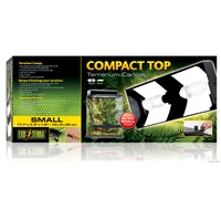 "Exo Terra Compact Top 45 x 9 x 20cm / 17.7"" x 3.5"" x 7.8"""