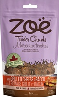 Zoe Tender Chunks - Grilled Cheese & Bacon - 150 g (5.3 oz)