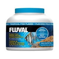 Fluval Tropical Flakes, 20 g (0.70 oz)