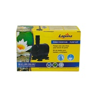 Laguna Pond Fountain Pump Kit, for pond up to 1400 L (370 U.S. gal)