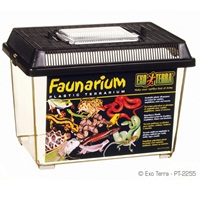 """Exo Terra Faunarium 230 x 155 x 170mm / 9"""" x 6"""" x 6 1/2"""""""