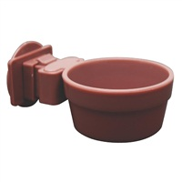 Living World Lock & Crock Dish, Burgundy Plum