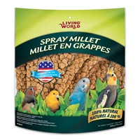 Living World Spray Millet - 500 g (17.6 oz)