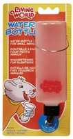 Living World Hamster Bottle with hanger 8 oz