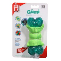 Dogit Design Gumi Dental Dog Toy-360 Clean, Medium