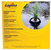 "Laguna Floating Plant Basket,  Large, 46 cm (18"")."