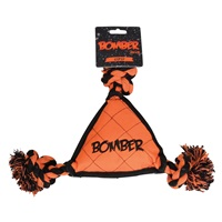Zeus Bomber UFO Nylon Dog Toy - 30 cm