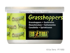 Exo Terra Canned Grasshoppers 34g 1.2 oz