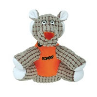 Bomber by Zeus Special Forces Team Dog Toy - Axel the Tiger - Small - 15 cm (6 in)