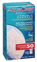 AquaClear 50 Ammonia Remover Filter Insert, 143g (5 oz)
