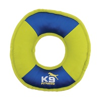 K9 Fitness by Zeus Tough Nylon Discus - 24.1 cm dia. (9.5 in dia.)
