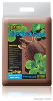 Exo Terra Riverbed Sand Brown 10lb / 4.5kg