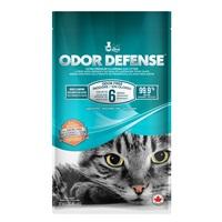 Cat Love Odor Defense Unscented Premium Clumping Cat Litter - 12 kg (26.5 lb)