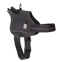 Dogit Padded Harness - Medium - Black - 55 cm
