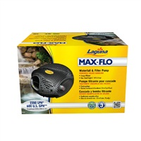 Laguna Max-Flo 600 Waterfall & Filter Pump - For ponds up to 1200 U.S. gal (4400 L)