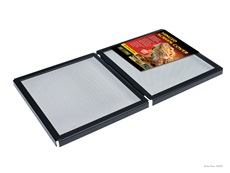 Exo Terra Hinged Screen Covers - 51 x 25 cm (20 x 10 in)