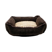 Catit Style Cat Rectangular Reversible Cuddle Bed