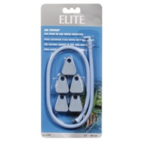 "Elite Air Curtain Air Diffusers, 58cm (23"")"