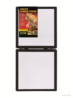 Exo Terra Hinged Screen Covers - 61 x 30 cm (24 x 12 in)