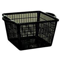 "Laguna Planting Basket, Square, 25 cm (10"") x 25 cm (10"") x 15 cm (6"") H"
