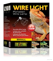 Exo Terra Wire Light - Small