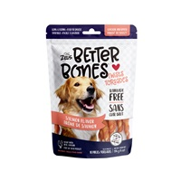 Zeus Better Bones - Salmon Flavor - Chicken-Wrapped Twists - 10 pack