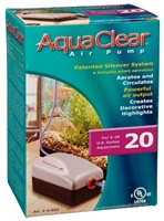 AquaClear 20 Air Pump