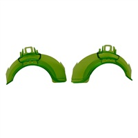 Habitrail OVO Right and Left Joints Lime Green