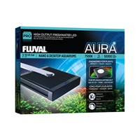 Fluval Aura High Output Nano LED Lamp - 12W - 14 cm x 15.5 cm
