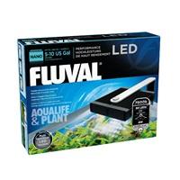 """Fluval Nano Aqualife & Plant LED Lamp - 8 W - 14 cm x 15.5 cm (5.5"""" x 6"""" in)"""