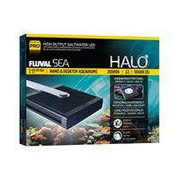 Fluval Sea Halo High Output Nano LED Lamp - 22 W - 14 cm x 15.5 cm