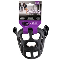 Alpha by Zeus Dog Muzzle - Size 6 - XX-Large