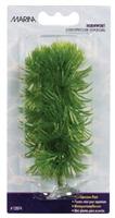 Marina Mini Aquascaper Plastic Plant, Hornwort,10 cm (4 in)